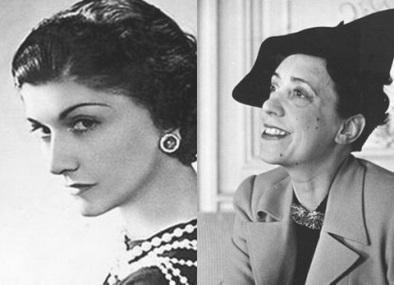 Coco Chanel & Elsa Schiaparelli