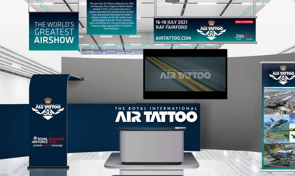 The Royal International Air Tattoo