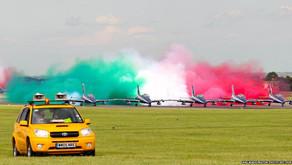 Frecci Tricolori 2021 Italian Display Dates Announced