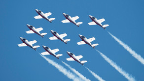 Canadian Government to invest $30 Million to keep the Snowbirds soaring.