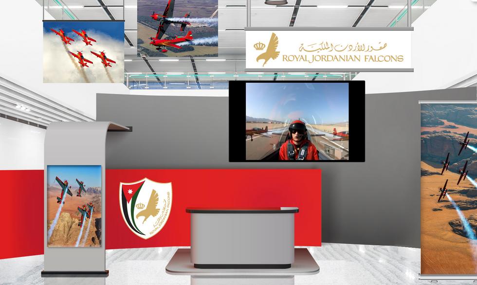 The Royal Jordanian Falcons
