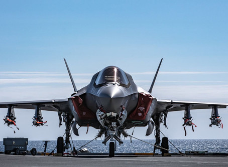 F35B Lightning VPN - 14th July 2020
