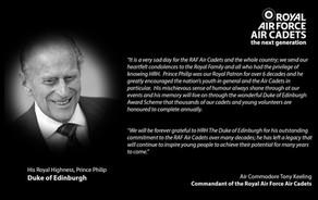Tribute to HRH Prince Phillip,  Duke of Edinburgh