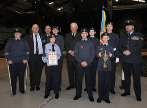 Remembrance Recognition for 17 Squadron