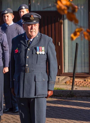 Chief of the Air Staff's Commendation for 50years of service- Queens Birthday Honours List.