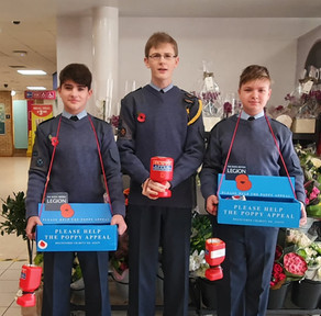 1403 (Retford) Supporting the Royal British Legion Poppy Appeal