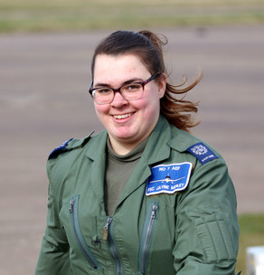 JAYNE IS THE NEXT LORD LIEUTENANTS AIR CADET