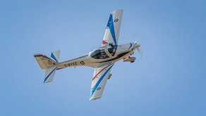 No RAF Tutor Display for 2021