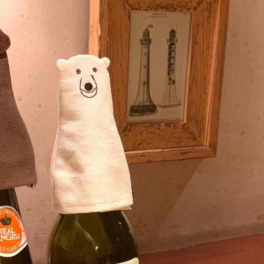 animal Bottle Cap @mm stitch
