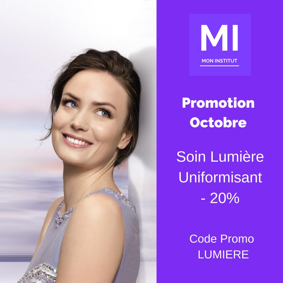 Promotion Octobre