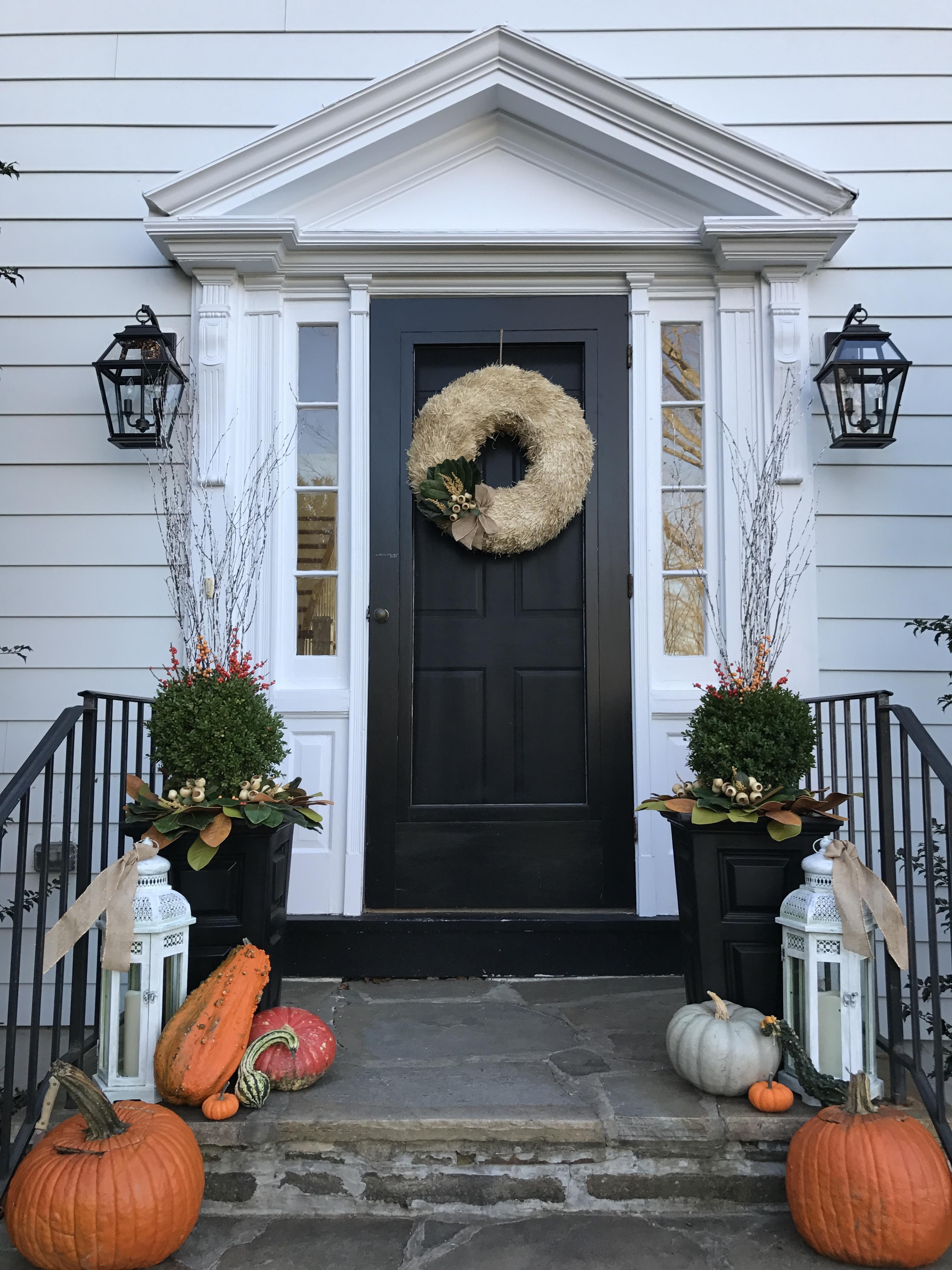 Ruxton Door - AFTER