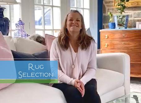 Rug Selection