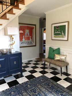Foyer -Interior Design