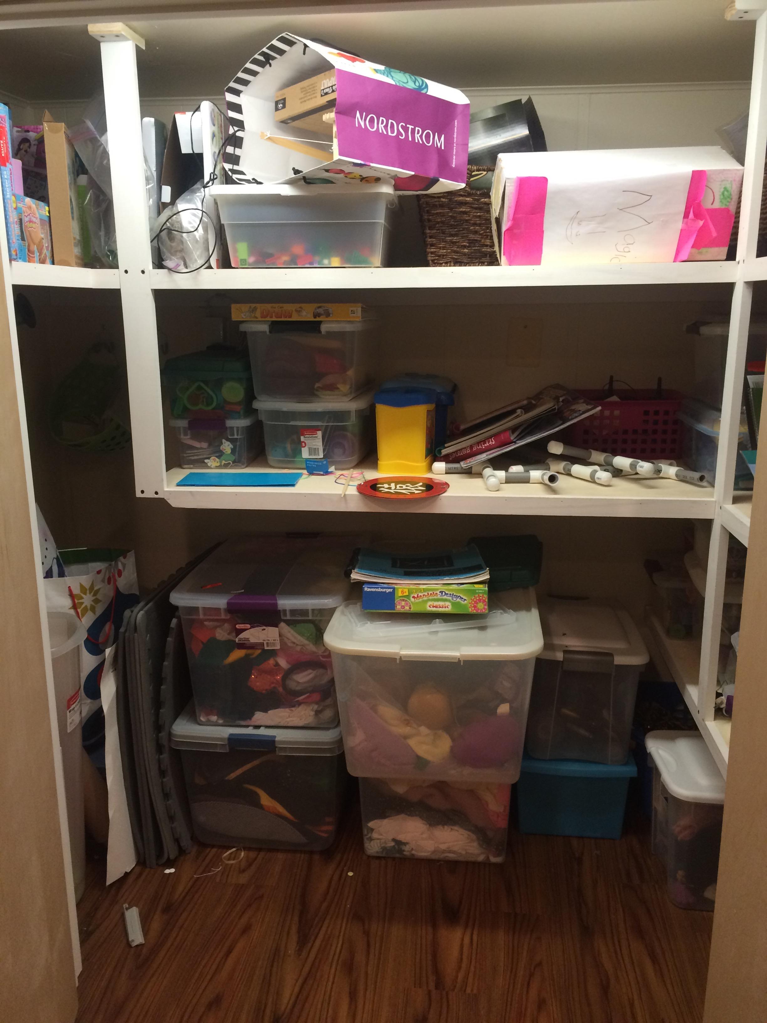 Before-Storage Room