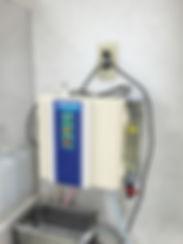 電解水・強酸性水生成器