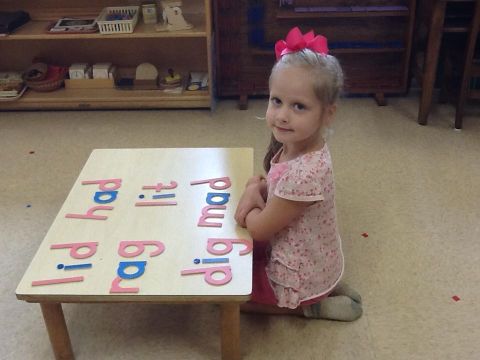Spelling dictation
