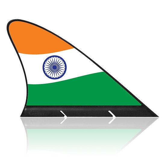 India CARFIN, Magnetic Car Flag & Car Sign.