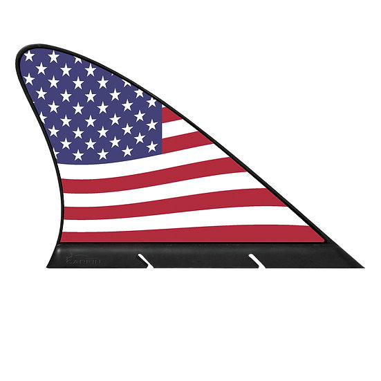 USA CARFIN, Magnetic Car Flag &  Car Sign.
