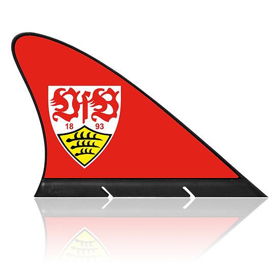 VfB Stuttgart CARFIN, Magnetic Car Flag  &  Car Sign.
