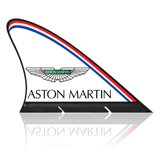 Austin Martin CARFIN, Magnetic Car Flag & Car Sign.