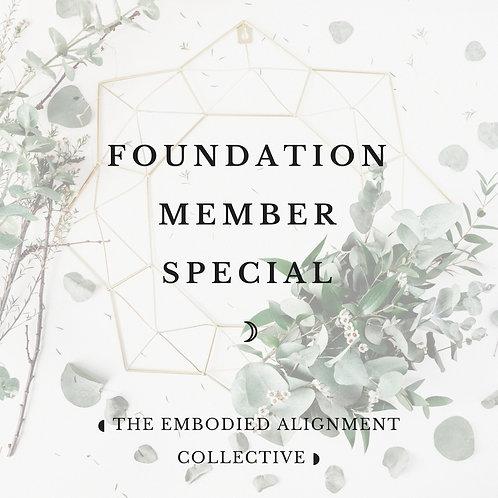 Foundation Membership (monthly)