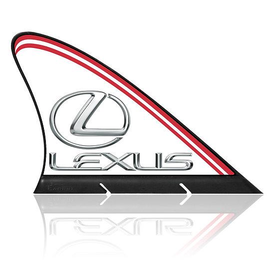 Lexus CARFIN, Magnetic Car Flag &  Car Sign.