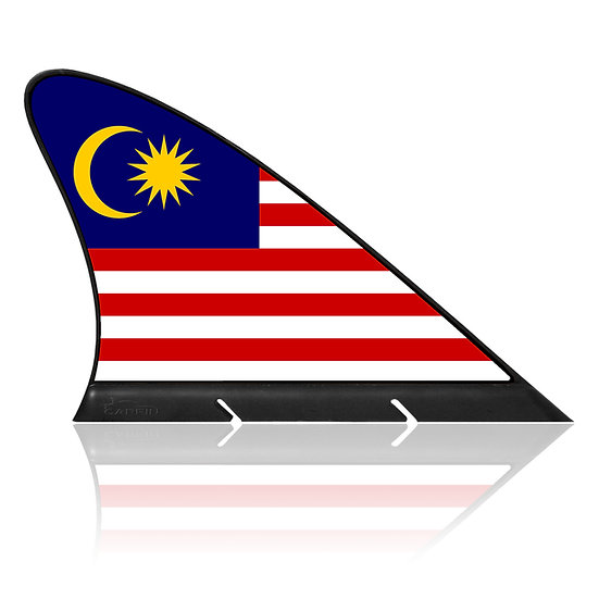 Malaysia CARFIN, Magnetic Car Flag & Car Sign.