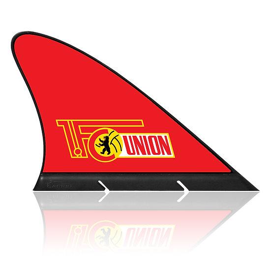 Union Berlin CARFIN, Magnetic Car Flag  & Car Sign.