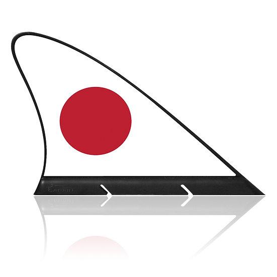 Japan CARFIN, Magnetic Car Flag & Car Sign.