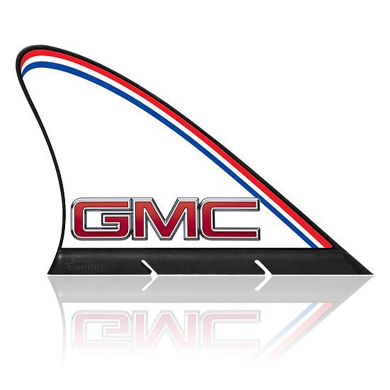 GMC CARFIN, Magnetic Car Flag &   Car Sign.