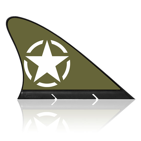 US Army CARFIN, Magnetic Car Flag  &  Car Sign.