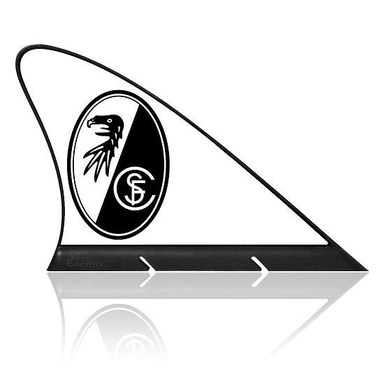 SC Freiburg CARFIN, Magnetic Car Flag  & Car Sign.