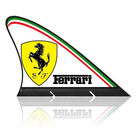 Ferrari CARFIN, Magnetic Car Flag &  Car Sign.
