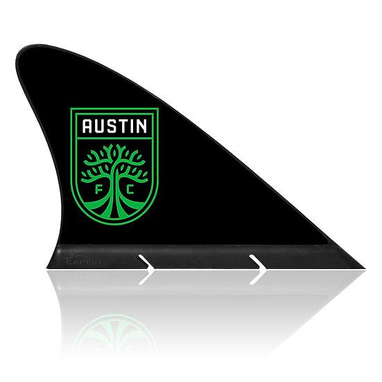 Austin FC CARFIN, Magnetic Car Flag  & Car Sign.