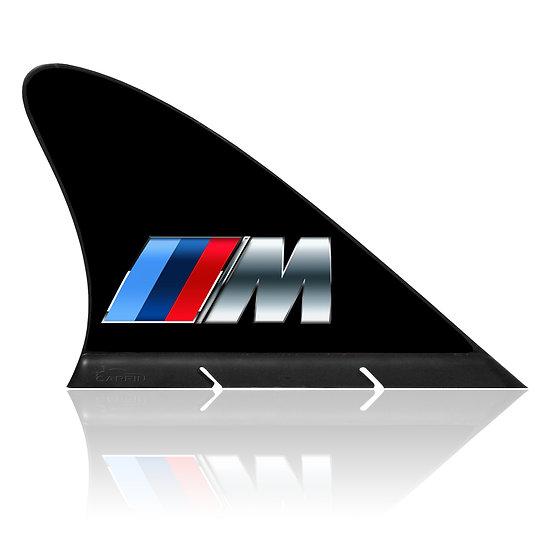 BMW M CARFIN, Magnetic Car Flag  & Car Sign.