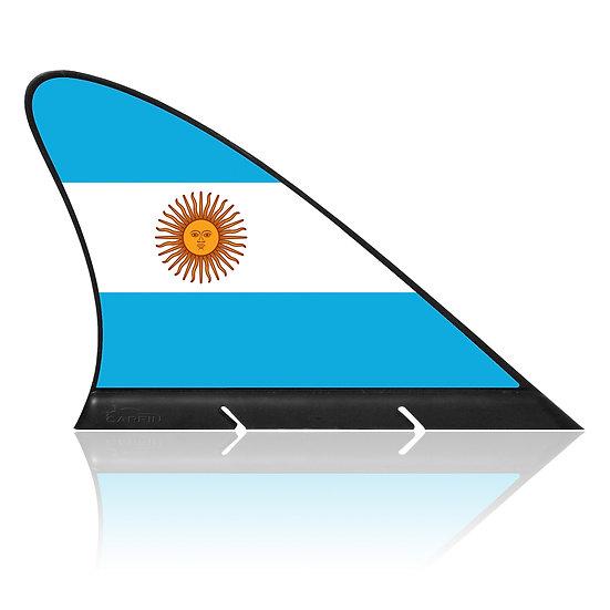 Argentina CARFIN, Magnetic Car Flag & Car Sign.