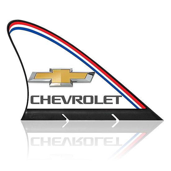 Chevrolet CARFIN, Magnetic Car Flag &  Car Sign.