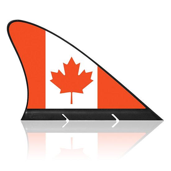 Canada CARFIN, Magnetic Car Flag & Car Sign.