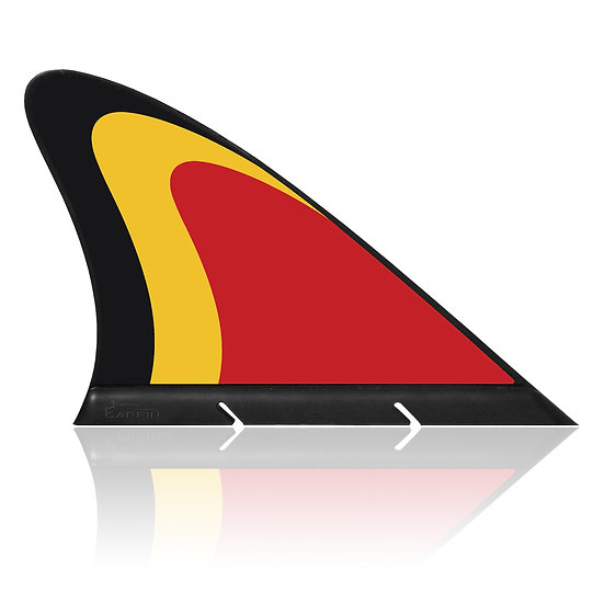 Belgium CARFIN, Magnetic Car Flag & Car Sign.