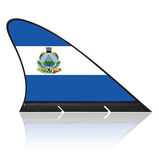 Guatemala  CARFIN, Magnetic Car Flag & Car Sign.