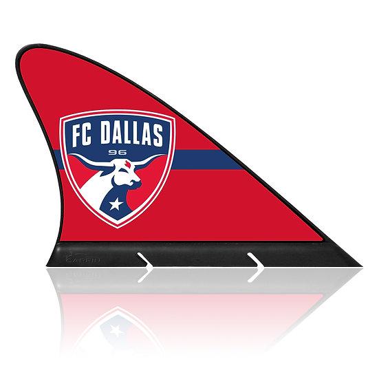 FC Dallas CARFIN, Magnetic Car Flag  & Car Sign.