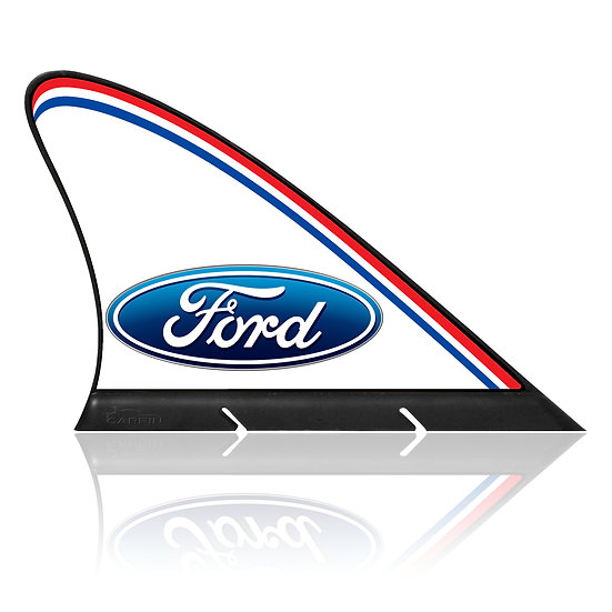 Ford CARFIN, Magnetic Car Flag &  Car Sign.