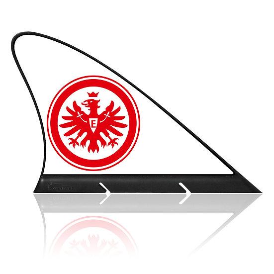 Eintracht Frankfurt CARFIN, Magnetic Car Flag  & Car Sign.