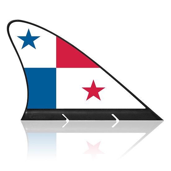 Panama CARFIN, Magnetic Car Flag & Car Sign.