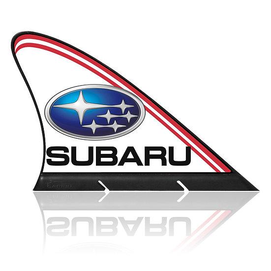 Subaru CARFIN, Magnetic Car Flag &  Car Sign.