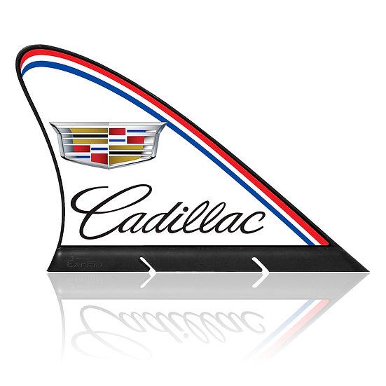 Cadillac CARFIN, Magnetic Car Flag &  Car Sign.