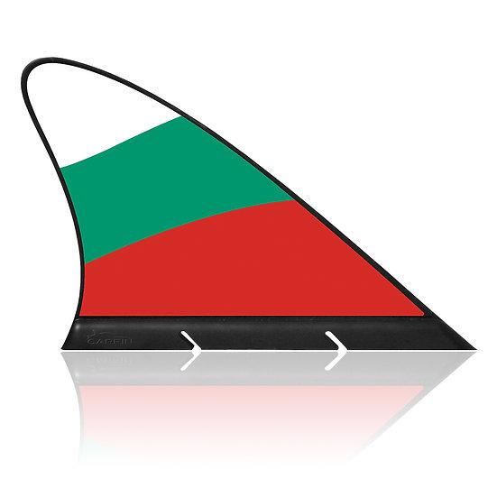 Bulgaria CARFIN, Magnetic Car Flag & Car Sign.
