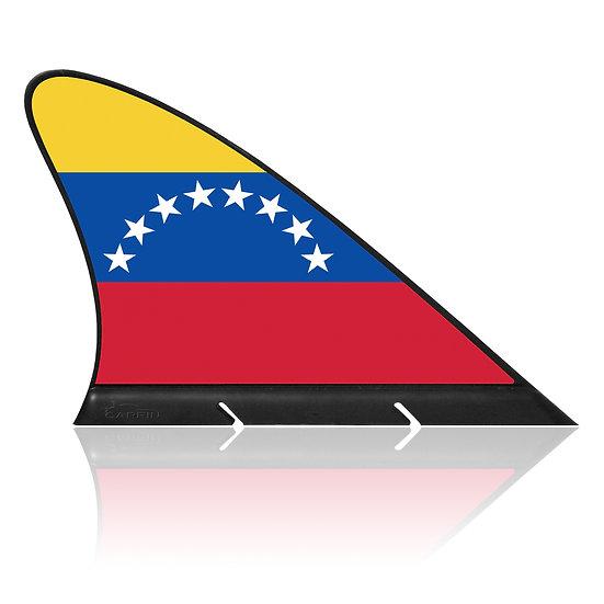 Venezuela  CARFIN, Magnetic Car Flag &  Car Sign.