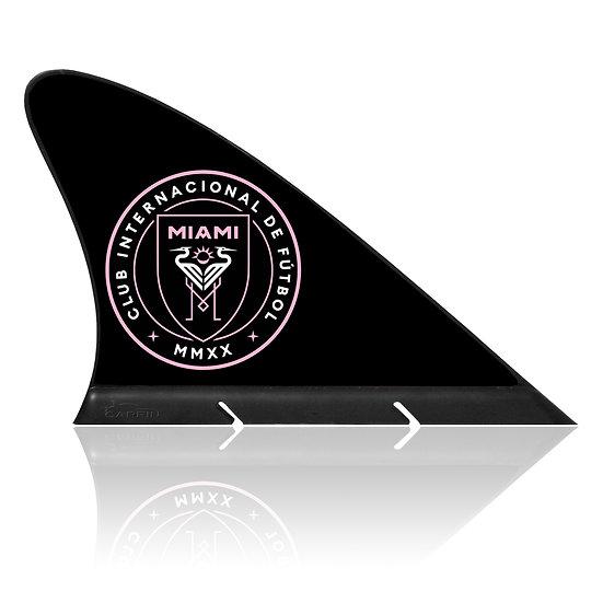 Inter Miami FC CARFIN, Magnetic Car Flag  & Car Sign.