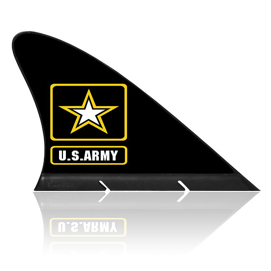 US Army CARFIN, Magnetic Car Flag  & Car Sign.